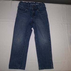 Boys Childrens Place Straight Jeans Size 4